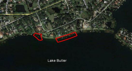 Lake Butler Map 1