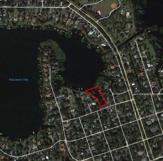 Lake Butler Map 2