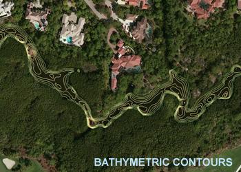 Bathymetric Contours