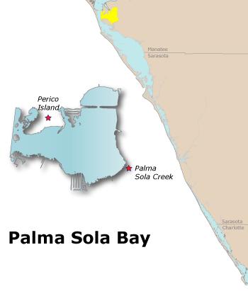 Palma Sola Bay
