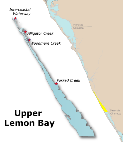 Upper Lemon Bay