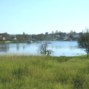 Crescent Lake (SW Of Lake Minnehaha)