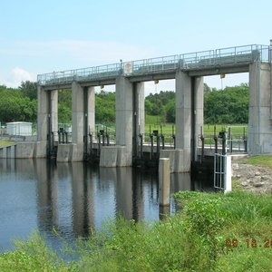 Lake Tarpon Outfall Canal