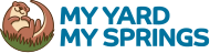 My Yard My Springs Logo
